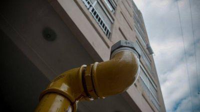Dicen que por los cortes de gas en edificios es más difícil alquilar y vender inmbuebles