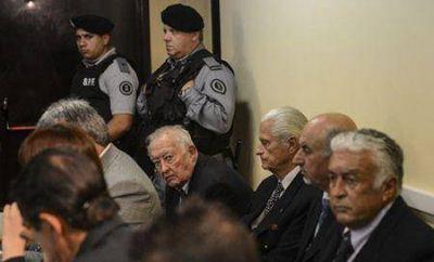Falleci� Omar Ferreyra, condenado en la causa Monte Pelloni