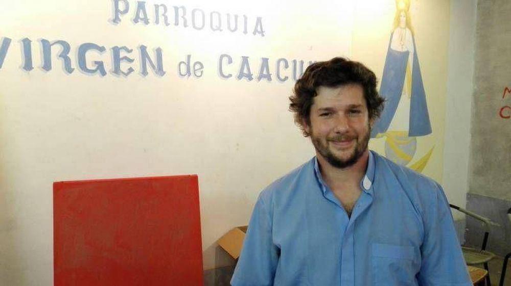 """Padre """"Charly"""" y la belleza en la miseria de las villas argentinas"""