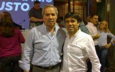 Azul: El candidato a Intendente de UNA se reunió con Solá
