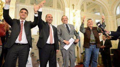 Los intendentes electos en Tucumán