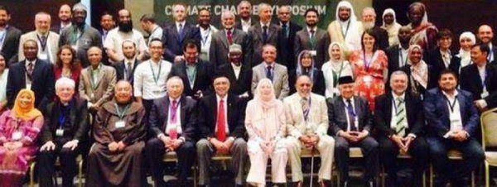 Líderes islámicos se suman a la lucha contra el cambio climático