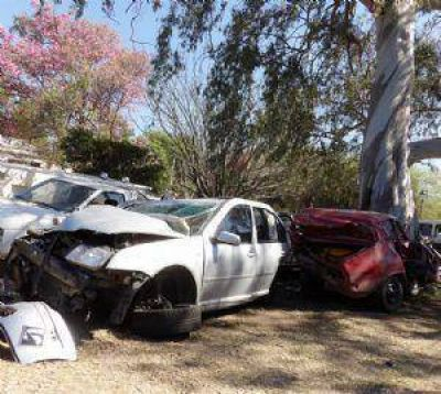 Murieron tres personas en dos accidentes sobre ruta 1