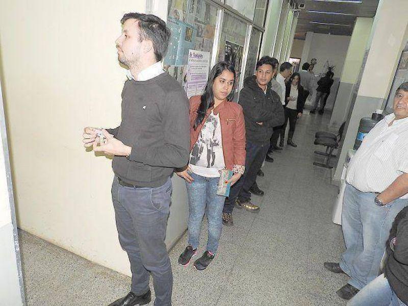Elecciones en Luz y Fuerza: agredieron a opositores a