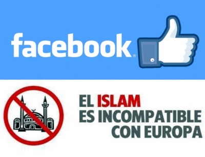 Facebook cierra tres de las principales cuentas anti islam en castellano