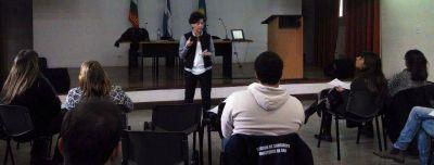 Personal jerárquico del Cucaiba se capacitó en comunicación y desarrollo personal