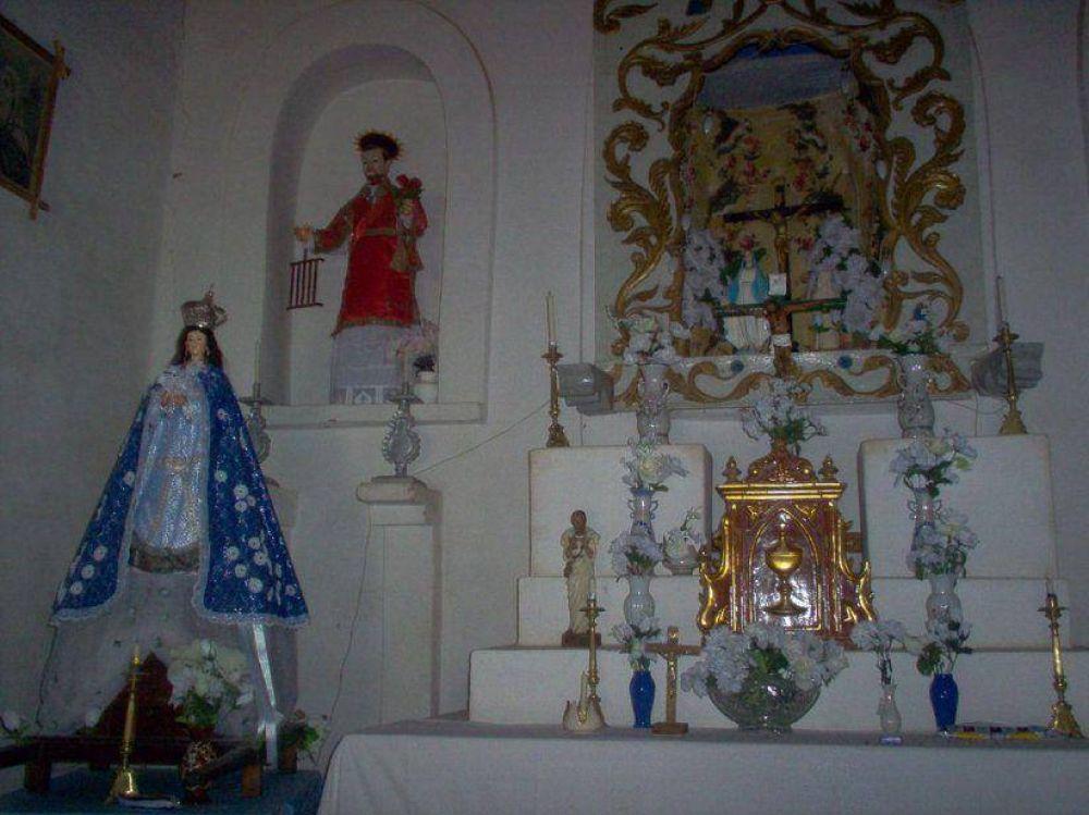 Robaron en la iglesia de Huacalera
