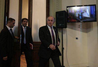 El Senado debatirá el acuerdo para la designación de Parrilli al frente de la AFI