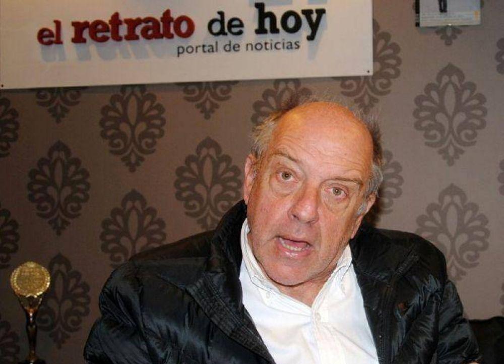 """Ferro: """"Arroyo improvisa y dice disparates"""""""