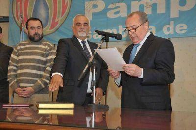 Giai renunció al cargo en Vialidad Provincial