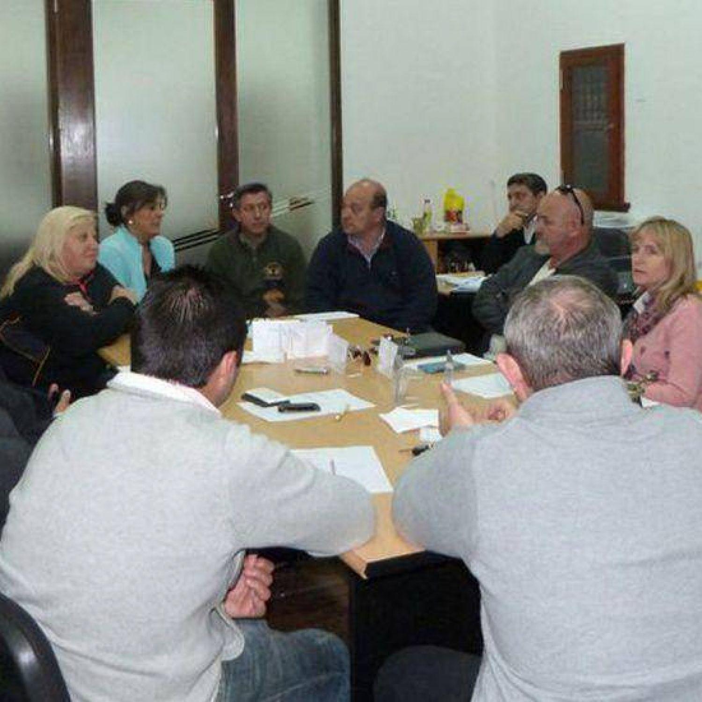 Súper TC2000: el ente turístico Safetur se reunió para