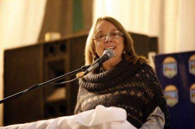 """Alicia Kirchner: """"Hemos crecido, pero no estamos conformes, siempre queremos mas"""""""