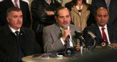 Alperovich: �estoy en desacuerdo con la represi�n�