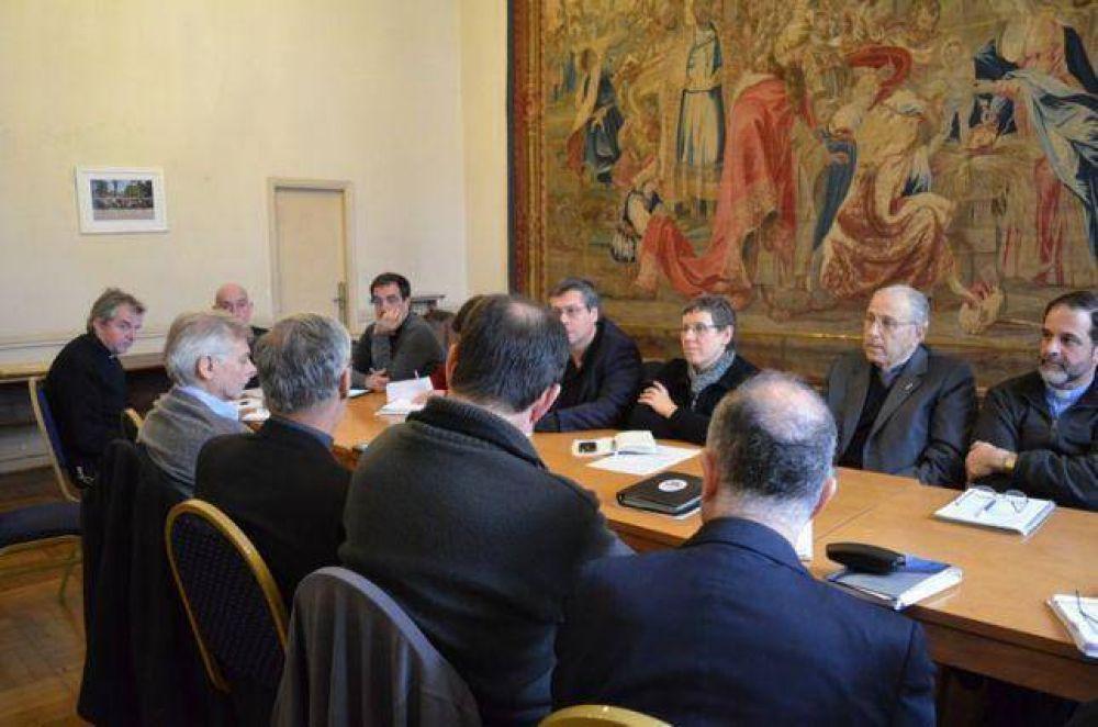 Reunión de Secretarios Ejecutivos de Comisiones Episcopales