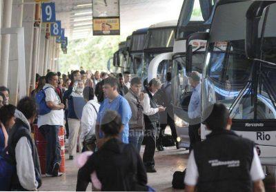 A partir del domingo aumenta 23% el transporte interurbano