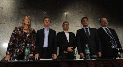 Macri y Massa pidieron modificar el sistema electoral y coquetearon con un acuerdo para el ballotage