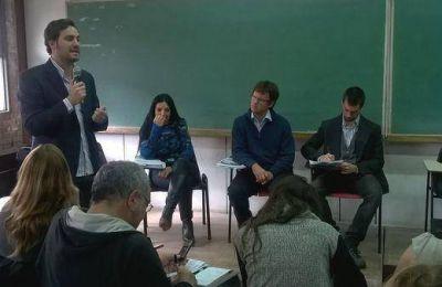 Candidatos de San Isidro debatieron sobre la Ley de Hábitat