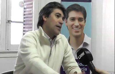 """Adrián Pérez: """"Jorge Macri se escondió toda la campaña y no quiso debatir"""""""