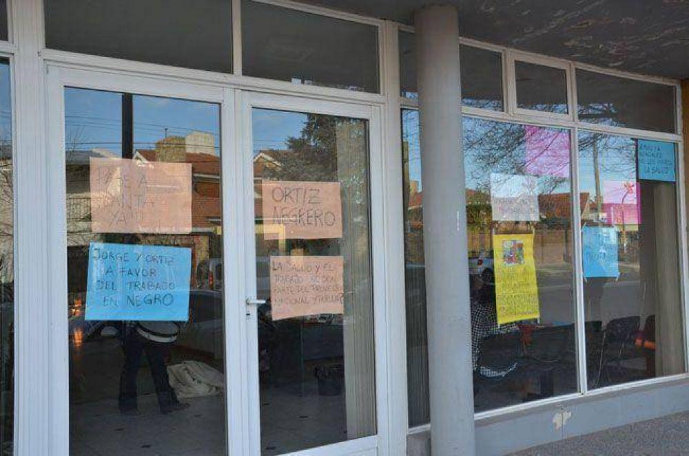 Los monotributistas siguen de protesta, indignados con las declaraciones de Ortiz