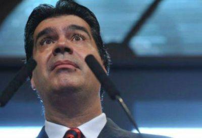 """Capitanich: """"El narcotráfico compró periodistas"""""""