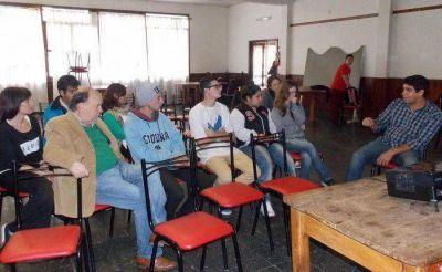 Vidal visit� el Programa Envi�n