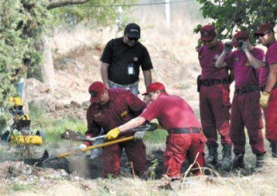 Reanudan búsqueda de restos de Marita
