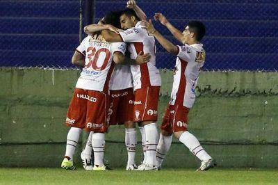 Un Huracán de goles: el Globo le ganó 5-2 a Tigre por la Copa Sudamericana