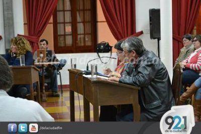 Los concejales declararon de interés municipal el Primer Congreso del Movimiento Pedagógico Latinoamericano