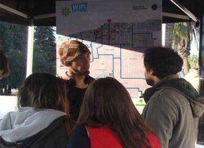Extienden redes de WiFi gratuito en espacios p�blicos de La Plata