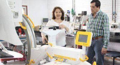 Llegaron a Formosa los primeros equipos para el Centro de Medicina Nuclear