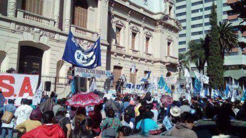 Se agita nuevamente el clima social en Jujuy: �ac� se gobierna para unos pocos�