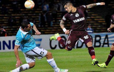 Belgrano no lo supo liquidar y Lanús empató sobre el final