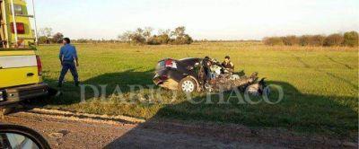 RN95 y Ruta 6: un estudiante de 24 años se mató al estrellarse contra el acoplado de un Scania
