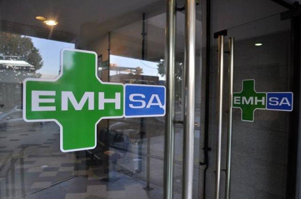 """EMHSA: """"Se reincorporarán todos los trabajadores y empezará a funcionar por etapas"""""""