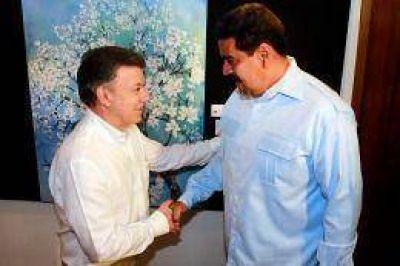 Maduro acusó a Santos de mentir sobre la crisis de la frontera