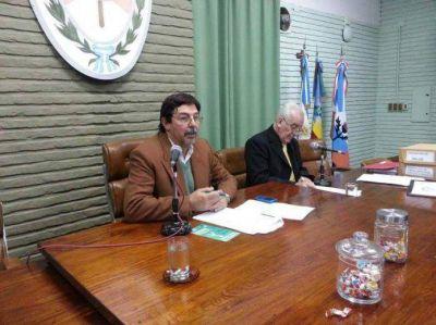 """Ricardo Paso: """"El objetivo es recuperar la intendencia de Trenque Lauquen"""""""
