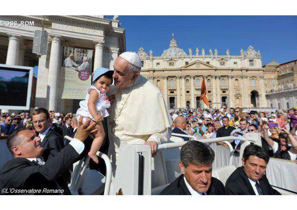 Santa Mónica y San Agustín nos ayuden a tender hacia Cristo: Verdad y Amor, palabras del Papa