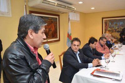 Gremios industriales apoyaron la candidatura de Beder Herrera