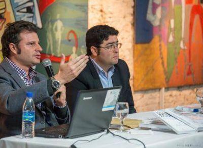 Bossio anunció que es posible crear más de mil lotes en un año en Tandil