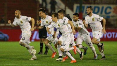Rosario Central eliminó a Ferro en los penales y avanzó a los Cuartos de Final