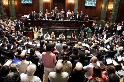 Se aprobó la ampliación presupuestaria