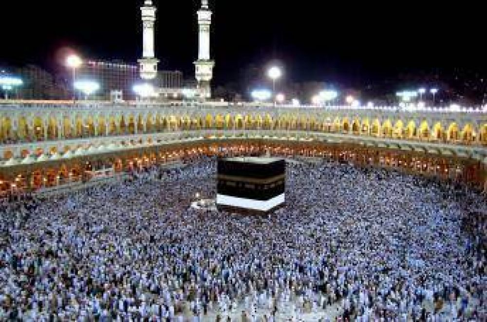 Arabia Saudita elabora planes sanitarios para peregrinación islámica