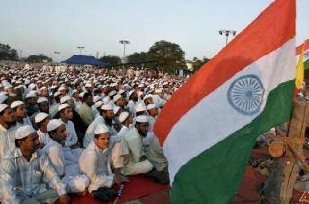India: Por primera vez en la historia, los musulmanes crecen más que los hindúes