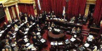 15º Sesión Ordinaria de la Cámara de Senadores de Salta