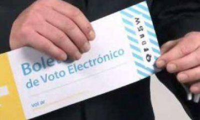 ¿Boleta electrónica en octubre?: