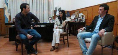 Inundaciones: Nación envió fondos a 25 de Mayo y Ralinqueo se mostró con Borrego