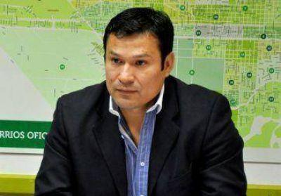 """""""El intendente Quiroga está cansado y mala onda"""""""