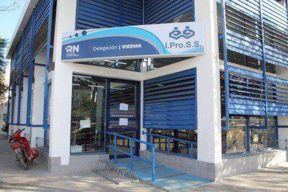 IPROSS canceló una deuda de más de 8.300.000 pesos en concepto de reintegros