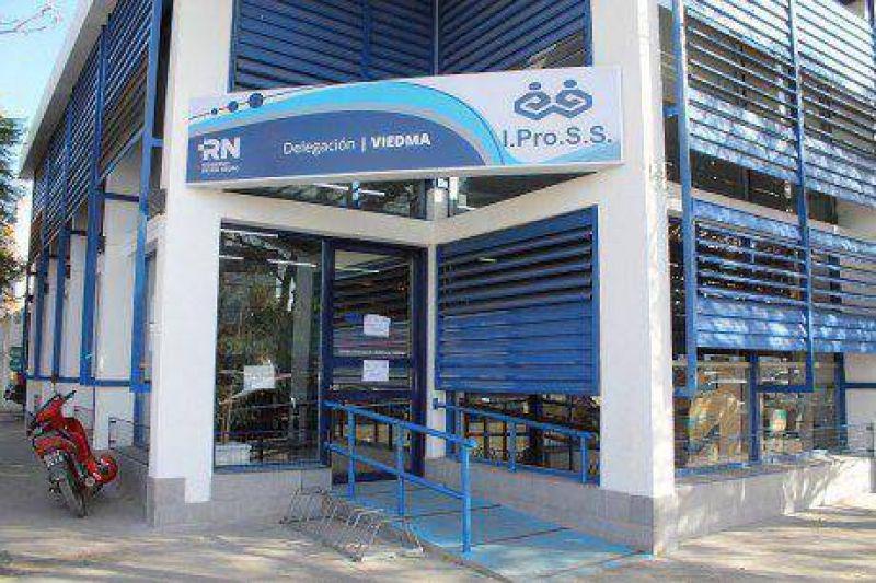 IPROSS cancel� una deuda de m�s de 8.300.000 pesos en concepto de reintegros