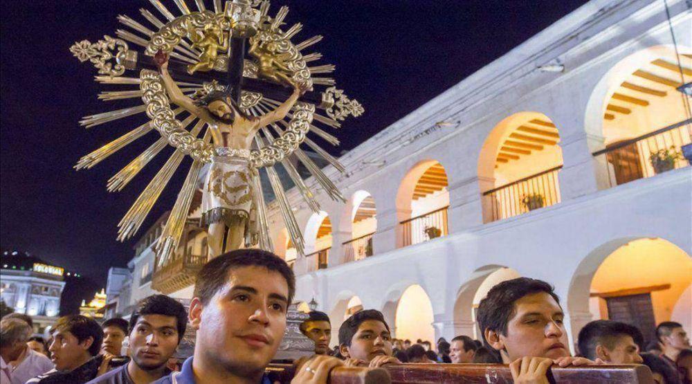 Devoción de los jóvenes por el Señor y la Virgen